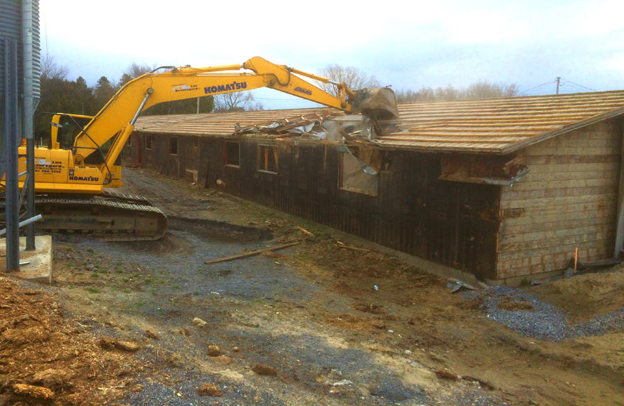 Excavation Luc Beauregard